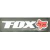 Capa de Banco Fox Vermelha 3D