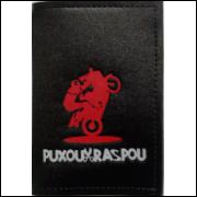 Carteira Porta Documento - Puxou Raspou