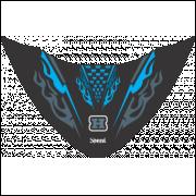 Protetor Rabeta Speed 150cc (2009-2013)