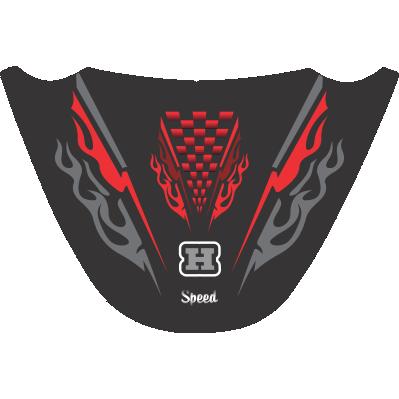 Protetor Rabeta Speed 150cc (1996-2008)